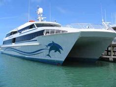 Fort Myers Boat Ferry - Express Catamaran to Key West from Fort Myers Florida