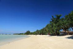 Virgin beach, kepulauan seribu