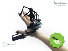 Dexmo: an affordable mechanical exoskeleton system with force feedback for you to touch the digital world and captures your hand motion