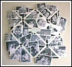 Memory board tutorial at the cottage