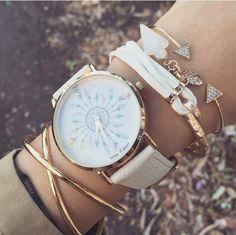 montres femme tendance et idée cadeau femme #bijouxtendance #montresfemme #montrestendance
