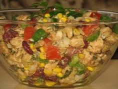 Chicken salad without mayonnaise with honey mustard dressing. Suitable as a side dish or light main course. The post Chicken salad without mayonnaise with honey mustard dressing appeared first on Woman Casual. Mayonnaise, Chicken Salad Recipes, Seafood Recipes, Dinner Recipes, Top Recipes, Cooking Recipes, Healthy Recipes, Healthy Dinners, Cooking Food