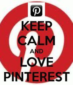 Always love pinterest!