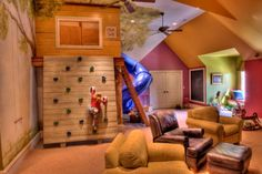Five Kids' Playroom Ideas To Inspire