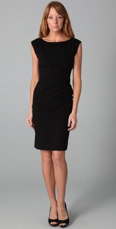 Jori Dress  Empire Silhouette and The hip