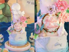 """Julia's """"My Great Big God"""" Inspired Party – Cake Pink Table, Event Styling, Party Cakes, 1st Birthday Parties, Wonderful Time, Amazing Cakes, Eat Cake, First Birthdays, God"""