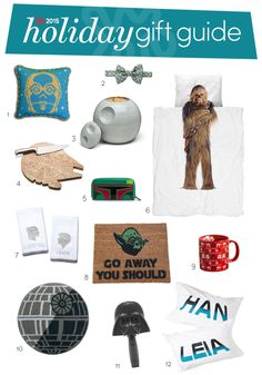 These Are the Gifts You're Looking For: Gifts for Star Wars Lovers — Holiday Gift Guide from Apartment Therapy