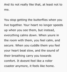 Having 'butterflies' in your stomach is often seen as a classic symptom of love. When you're in a long-term relationship, however, those 'butterflies' that you felt when you first met your partner might start to change. One Tumblr user, who goes by the nickname Elo, had been with her boyfriend for 5 years when she beautifully summed up how love changes and grows over time in a blog post which has now gone viral for the second time.