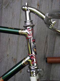 1952 Hetchins Experto Crede Bike Its in the details....