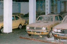 brand new cars at dealership  Varosha, Cyprus