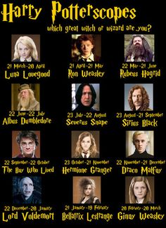 AY WASSUP I'M SNAPE. I would've expected it to be Harry though,  since his birthday is July 31.