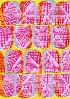 Textured - Sarah Bagshaw