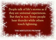 I have touched some lightening lately.