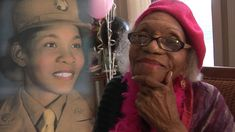 Now 100, Dorothy Johnson was one of the first African-American women to serve overseas in the US military.