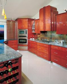 Using All Of Your Kitchen Space | Design | Pinterest | Art deco ...
