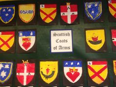Scottish coat of arms Katie Morag, Castles Topic, Burns Supper, Castle Project, Rights And Responsibilities, World Thinking Day, Robert Burns, Primary Teaching, Scottish Castles