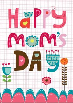 Cute Mothers Day Quotes, Happy Mothers Day Pictures, Happy Mothers Day Wishes, Mothers Day Crafts, Happy Mom Day, Happy Birthday Mom, Happy Birthday Quotes, I Love You Mom, Mother's Day Diy