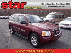 Check out this '05 GMC Envoy, just one of MANY deals listed under our Internet specials! Visit our website OR stop by, today!