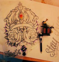 Sick tattoo design. #tattoo #tatttoos #ink
