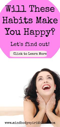 Are you ready to be happy? Following these habits or steps will help you learn how to be happy, change your negative thoughts into positive thinking, as well as give you happy vibes about life. Click now to see if these steps will help you. #mbsb #habits #happy #personaldevelopment #howtobehappy
