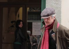 Jeremy Irons al Puccini Museum Lucca, 21 marzo 2015