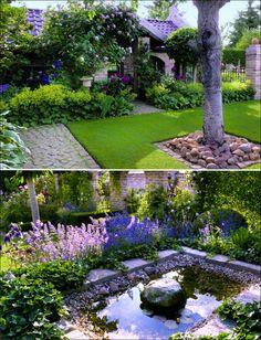 Deutschlands schönste Privatgärten Beispiel
