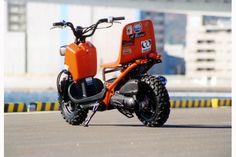 ZOOMER A Beard(ビアード) | 広島のカスタムバイクショップ(カスタム車両製作、オリジナルカスタムパーツ製作)
