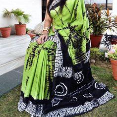 Shibori Sarees, Handloom Saree, Sari, Saree Jacket Designs, Blouse Designs, Cotton Saree, Cotton Dresses, Saree Sale, Saree Jackets