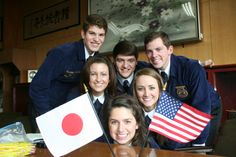 The national officers' adventure in Japan comes to an end… | National FFA Organization Blog