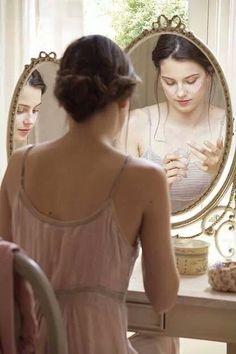 Boudoir, Mirror Photography, Mirror Image, Mirror Mirror, Belle Photo, Girly Girl, Character Inspiration, Flower Girl Dresses, Ballet