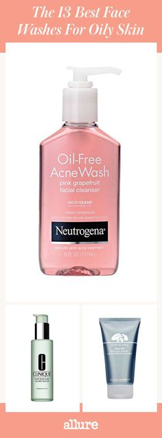 These 13 face washes instantly wipe out the oil you see now and prevent the oil you'd normally see crop up later for clean, matte skin that lasts.