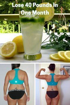 THE IS THE BEST FAT BURNING DRINK OF ALL TIME, LOSE 40 POUNDS IN 1 MONTH