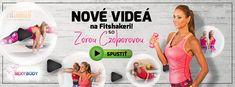 Cviky na doma online videá zadarmo Sexy Body, Health Fitness, Tv, Television Set, Fitness, Health And Fitness, Television