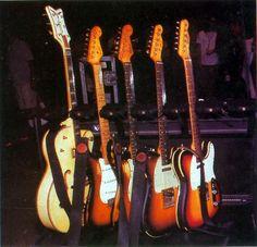 john frusciante guitars
