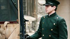 chauffeur downton abbey - Google Search