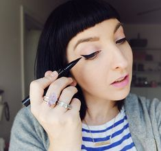 Your Guide To Perfectly Winged Liner