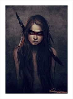 Charlie Bowater Concept Art and Illustration repinned by www.BlickeDeeler.de