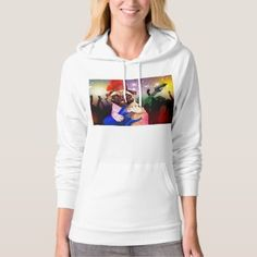 #Rock dog - pug party - pug guitar - dog rocker hoodie - #dog #doggie #puppy #dog #dogs #pet #pets #cute #doggie #womenclothing #woman #women #fashion #dogfashion