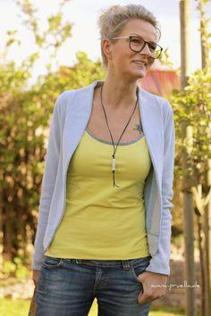 Wardrobe Basic Jacke und Sommertop | Prülla | Bloglovin'