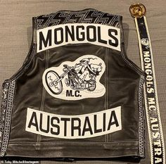 Ex-Bandidos leader Toby Mitchell plans gang 'run' with rival Mongols