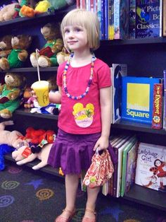 Child's purse--very easy
