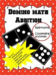Addition Math Activity...NO PREP from Mrs.Finnie on TeachersNotebook.com -  (46 pages)  - Addition Activity...Use as whole class...small group...or independently....