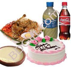 Send Fakruddin Kachchi Biryani With RoastZali Kabab Borhani Coke Doi Cake 4 Person To Bangladesh