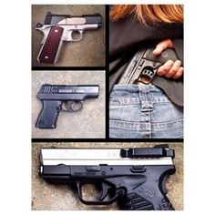 Clipdraws available for ALL handguns Grab yours today Made in  Link in bio  #Clipdraw #kimberfirearms #springfieldarmory #taurusfirearms #guns #concealedcarry #2a #womenwhocarry #edc #everydaycarry #instaguns