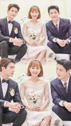 Korean Drama Romance, Korean Drama Movies, Korean Dramas, Korean Actresses, Korean Actors, Actors & Actresses, Park Bo Young, Park Hyung Sik, Strong Girls