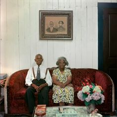 Shooting Film: Color Photographs of Segregation in the 1950's by Gordon Parks