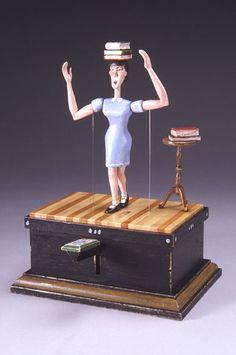 """Balancing Books"" Tom Haney"