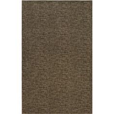 Mercury Row Attalus Brown Indoor/Outdoor Area Rug Rug Size: 10' x 14'