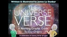 This rhyming scientific comic book explains the story of our origins. From the Big Bang to evolution to the dawn of human civilization.
