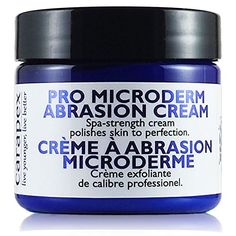 Carapex Microdermabrasion Cream Exfoliating Cream for Face for Body Exfoliator for Sensitive Skin Oily Skin Great for Acne Scars Stretch Marks Blackheads Wrinkles Exfoliating Treatment At Home Contains Crystal Exfoliant 2 oz >>> You can find out more details at the link of the image.